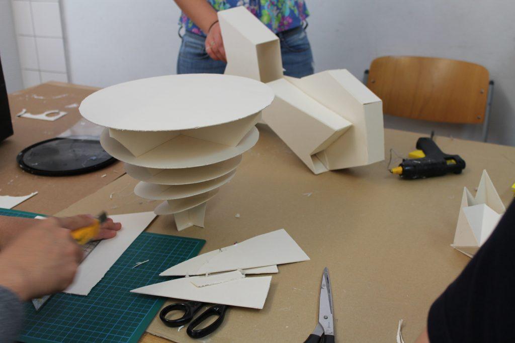 Modellbau Architektur