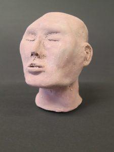 Kopf Plastik